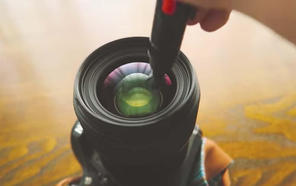 come-pulire-attrezzatura-fotografica